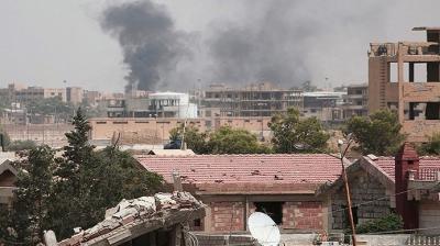 مسلحو الاحتلال التركي يقصفون مناطق المدنيين في ريف الحسكة