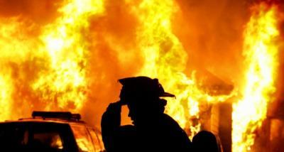 اللاذقية تستيقظ على خبر مفجع.. حريق يودي بحياة ثلاثة أطفال أثناء نومهم
