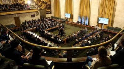 بدء جولة جديدة من محادثات جنيف لمناقشة الدستور