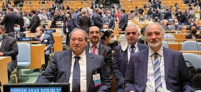 الأمم المتحدة تبدأ مناقشتها العامة للدورة السادسة والسبعين