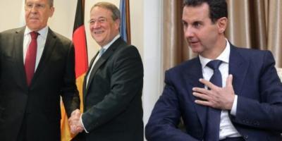 هذا ما قاله خليفة ميركل عن الرئيس الأسد