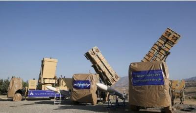 الجيش الإيراني يكشف عن منظومة دفاع جوي جديدة