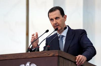 كلمة السيد الرئيس بشار الأسد أمام أعضاء مجلس الشعب الجدد