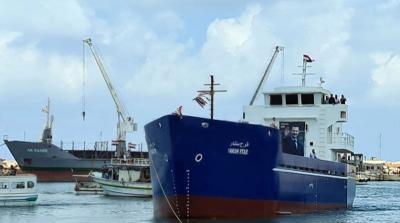 «تايتنك» سوريا ترسو في ميناء بانياس