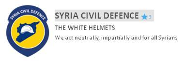شعار الخوذات البيضاء
